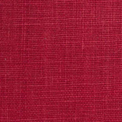 Belgian Bright Red 4 - 100% Linen 7.5 Oz (Medium Weight | 56 Inch Wide | Extra Soft) Solid