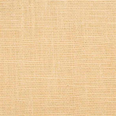 Belgian Butter Yellow 1 PW - 100% Linen 7.5 Oz (Medium Weight | 56 Inch Wide | Pre Washed-Extra Soft) Solid