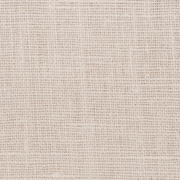 SAMPLE - Belgian Cream 2 - 100% Linen 7.5 Oz (Medium Weight | 56 Inch Wide | Extra Soft) Solid | By Linen Fabric Store Online