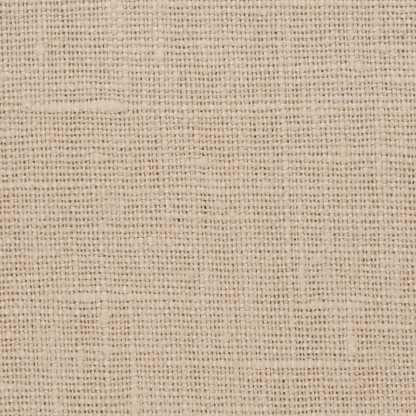 SAMPLE - Belgian Cream 4 - 100% Linen 7.5 Oz (Medium Weight | 56 Inch Wide | Extra Soft) Solid | By Linen Fabric Store Online