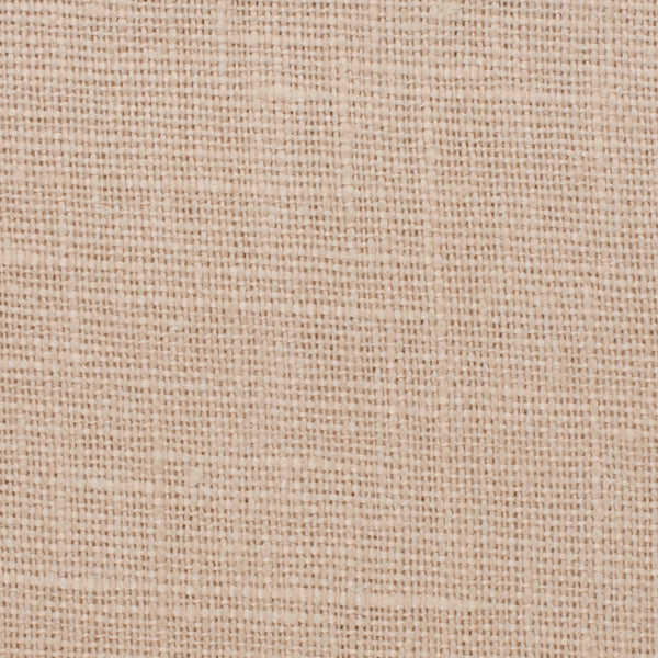 SAMPLE - Belgian Cream 5 - 100% Linen 7.5 Oz (Medium Weight | 56 Inch Wide | Extra Soft) Solid | By Linen Fabric Store Online