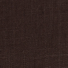 SAMPLE - Belgian Dark Brown 16 - 100% Linen 7.5 Oz (Medium Weight | 56 Inch Wide | Extra Soft) Solid | By Linen Fabric Store Online