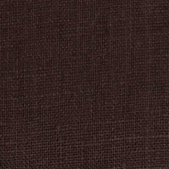Belgian Dark Brown 16 - 100% Linen 7.5 Oz (Medium Weight | 56 Inch Wide | Extra Soft) Solid