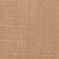 Belgian Dark Camel Tan 8 - 100% Linen 7.5 Oz (Medium Weight | 56 Inch Wide | Extra Soft) Solid