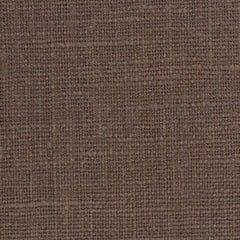 SAMPLE - Belgian Dark Mud Brown 12 - 100% Linen 7.5 Oz (Medium Weight | 56 Inch Wide | Extra Soft) Solid | By Linen Fabric Store Online
