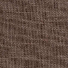 Belgian Dark Mud Brown 12 - 100% Linen 7.5 Oz (Medium Weight | 56 Inch Wide | Extra Soft) Solid