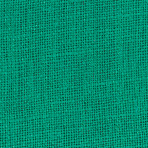 SAMPLE - Belgian Green 10 - 100% Linen 7.5 Oz (Medium Weight | 56 Inch Wide | Extra Soft) Solid | By Linen Fabric Store Online