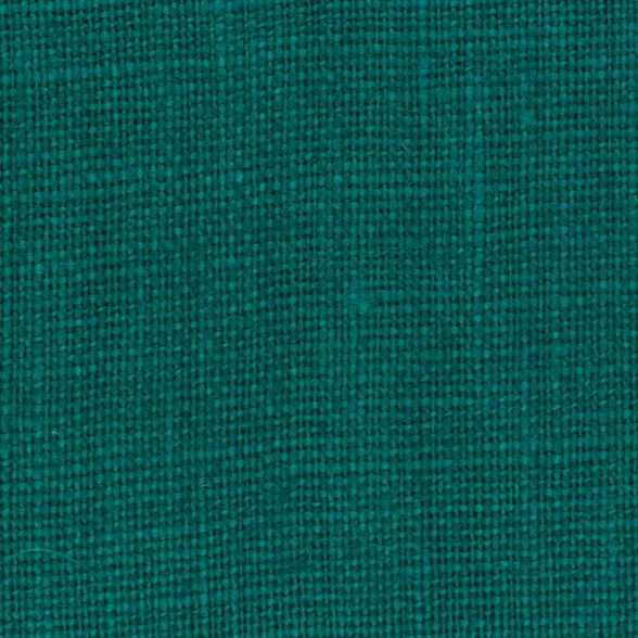 Belgian Green 11 - 100% Linen 7.5 Oz (Medium Weight | 56 Inch Wide | Extra Soft) Solid