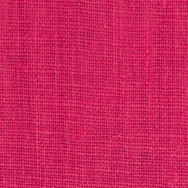 SAMPLE - Belgian Hot Pink 5 - 100% Linen 7.5 Oz (Medium Weight | 56 Inch Wide | Extra Soft) Solid | By Linen Fabric Store Online