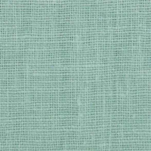 Belgian PW Jade Green 9 - 100% Linen 7.5 Oz (Medium Weight | 56 Inch Wide | Pre Washed-Extra Soft) Solid