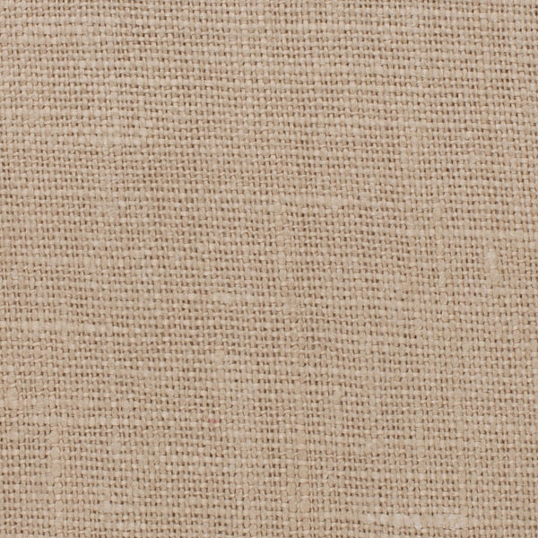 SAMPLE - Belgian Light Brown 4 - 100% Linen 7.5 Oz (Medium Weight | 56 Inch Wide | Extra Soft) Solid | By Linen Fabric Store Online