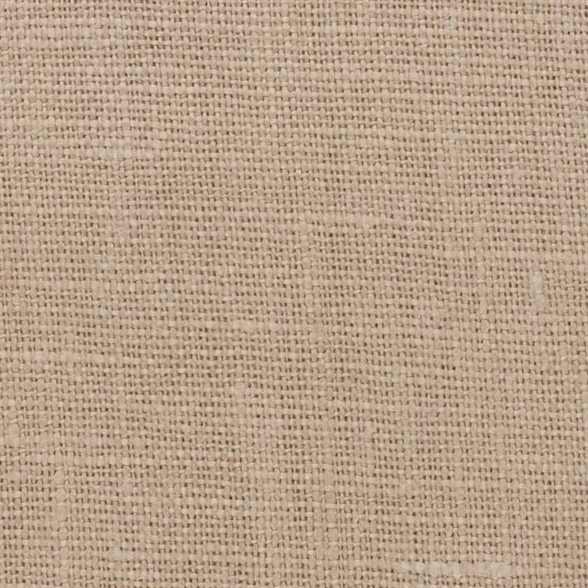 Belgian Light Brown 4 - 100% Linen 7.5 Oz (Medium Weight | 56 Inch Wide | Extra Soft) Solid