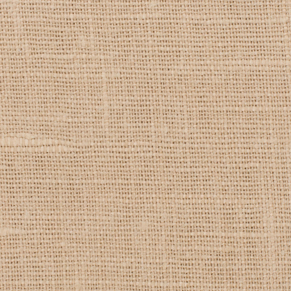 SAMPLE - Belgian Light Tan 1 - 100% Linen 7.5 Oz (Medium Weight | 56 Inch Wide | Extra Soft) Solid | By Linen Fabric Store Online