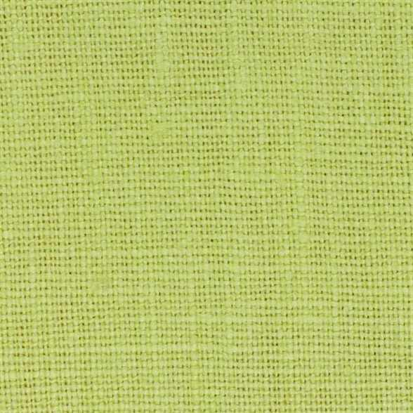 Belgian PW Lime Green 4 - 100% Linen 7.5 Oz (Medium Weight | 56 Inch Wide | Pre Washed-Extra Soft) Solid