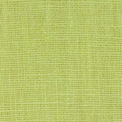 Belgian Lime Green 4 - 100% Linen 7.5 Oz (Medium Weight | 56 Inch Wide | Extra Soft) Solid