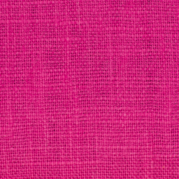 SAMPLE - Belgian Neon Pink 7 - 100% Linen 7.5 Oz (Medium Weight | 56 Inch Wide | Extra Soft) Solid | By Linen Fabric Store Online