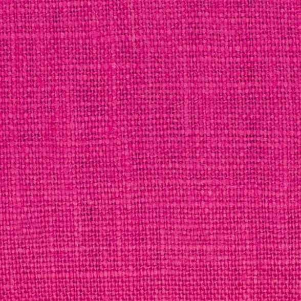 Belgian PW Neon Pink 7 - 100% Linen 7.5 Oz (Medium Weight | 56 Inch Wide | Pre Washes-Extra Soft) Solid