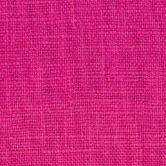 Belgian Neon Pink 7 - 100% Linen 7.5 Oz (Medium Weight | 56 Inch Wide | Extra Soft) Solid