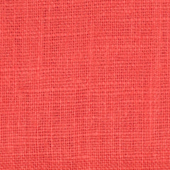 SAMPLE - Belgian Orange 1 - 100% Linen 7.5 Oz (Medium Weight | 56 Inch Wide | Extra Soft) Solid | By Linen Fabric Store Online