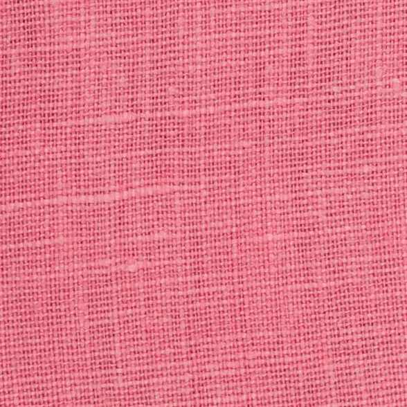 Belgian PW Pink 4 - 100% Linen 7.5 Oz (Medium Weight | 56 Inch Wide | Pre Washed-Extra Soft) Solid