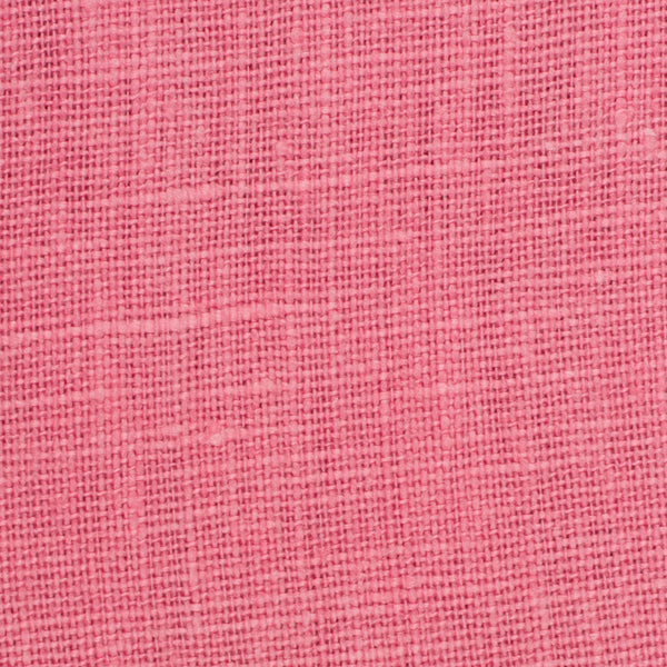 SAMPLE - Belgian Pink 4 - 100% Linen 7.5 Oz (Medium Weight | 56 Inch Wide | Extra Soft) Solid | By Linen Fabric Store Online