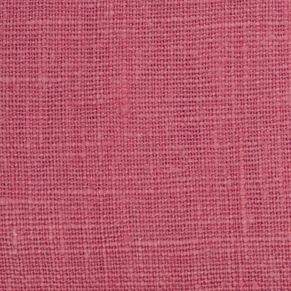 SAMPLE - Belgian Pink 6 - 100% Linen 7.5 Oz (Medium Weight | 56 Inch Wide | Extra Soft) Solid | By Linen Fabric Store Online