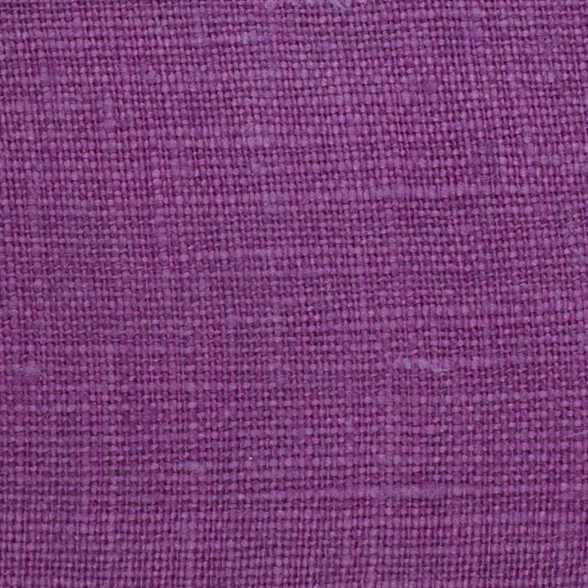 Belgian PW Purple 2 -100% Linen 7.5 Oz (Medium Weight | 56 Inch Wide | Pre Washed-Extra Soft) Solid