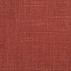 Belgian Red 1 - 100% Linen 7.5 Oz (Medium Weight | 56 Inch Wide | Extra Soft) Solid
