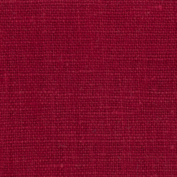 SAMPLE - Belgian Red 3 - 100% Linen 7.5 Oz (Medium Weight | 56 Inch Wide | Extra Soft) Solid | By Linen Fabric Store Online