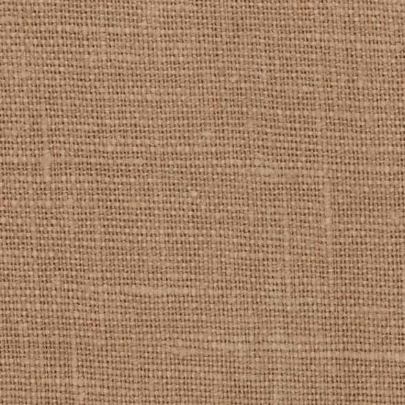 Belgian PW Taupe Brown 6 - 100% Linen 7.5 Oz (Medium Weight | 56 Inch Wide | Pre Washed-Extra Soft) Solid