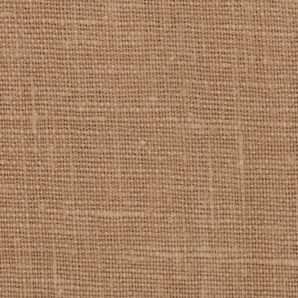 SAMPLE - Belgian Taupe Brown 6 - 100% Linen 7.5 Oz (Medium Weight | 56 Inch Wide | Extra Soft) Solid | By Linen Fabric Store Online