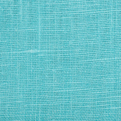 SAMPLE - Belgian Turquoise Blue 2 - 100% Linen 7.5 Oz (Medium Weight | 56 Inch Wide | Extra Soft) Solid | By Linen Fabric Store Online