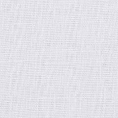 SAMPLE - Belgian White 1 - 100% Linen 7.5 Oz (Medium Weight | 56 Inch Wide | Extra Soft) Solid | By Linen Fabric Store Online