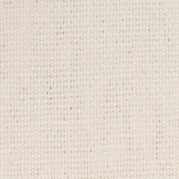 SAMPLE - Brazil Cream 2 - 100% Linen 12 Oz (Heavy/Medium Weight | 56 Inch Wide | Medium Soft) Solid | By Linen Fabric Store Online