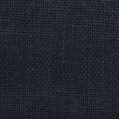 SAMPLE - Brazil Dark Navy Blue 7 - 100% Linen 12 Oz (Heavy/Medium Weight | 56 Inch Wide | Medium Soft) Solid | By Linen Fabric Store Online