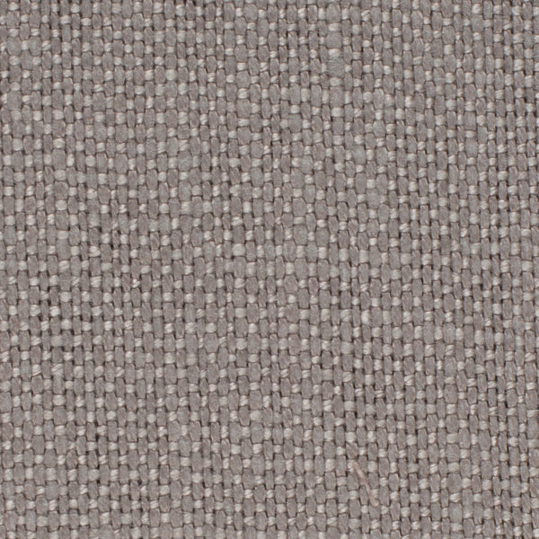 SAMPLE - Brazil Grey 13 - 100% Linen 12 Oz (Heavy/Medium Weight | 56 Inch Wide | Medium Soft) Solid | By Linen Fabric Store Online
