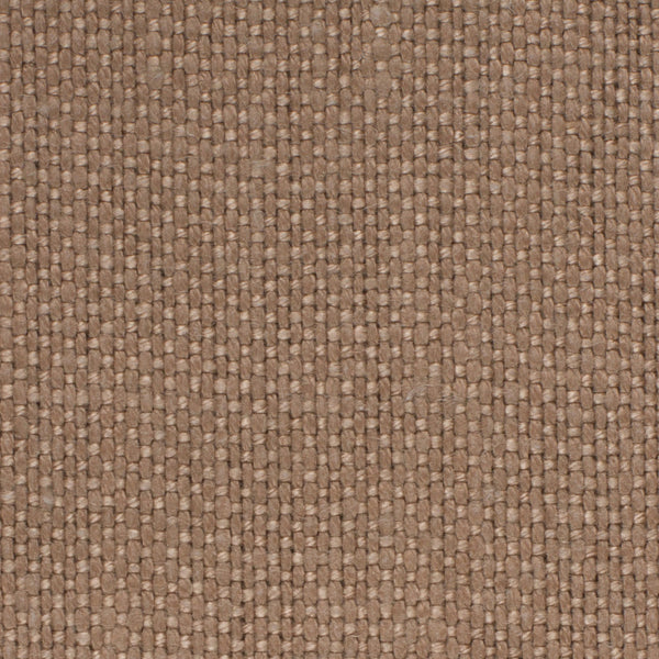SAMPLE - Brazil Light Brown 1 - 100% Linen 12 Oz (Heavy/Medium Weight | 56 Inch Wide | Medium Soft) Solid | By Linen Fabric Store Online