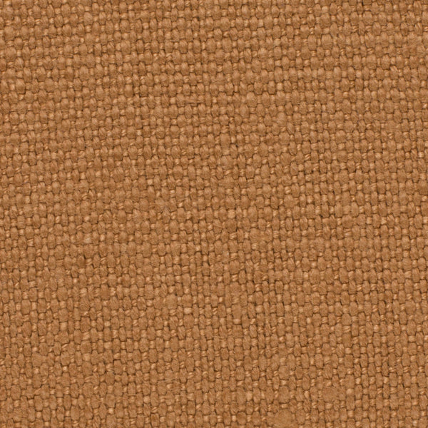 SAMPLE - Brazil Light Brown 4 - 100% Linen 12 Oz (Heavy/Medium Weight | 56 Inch Wide | Medium Soft) Solid | By Linen Fabric Store Online