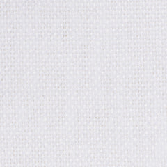SAMPLE - Brazil White 1 - 100% Linen 12 Oz (Heavy/Medium Weight | 56 Inch Wide | Medium Soft) Solid | By Linen Fabric Store Online