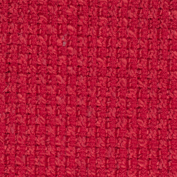 SAMPLE - British Red 1 Linen Polyester 14.5 Oz (Heavy Weight | 54 Inch Wide | Medium Soft) Solid | By Linen Fabric Store Online