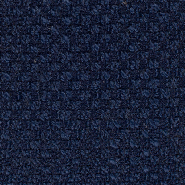 SAMPLE - British Royal Blue 1 Linen Polyester 14.5 Oz (Heavy Weight | 54 Inch Wide | Medium Soft) Solid | By Linen Fabric Store Online