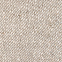 SAMPLE - Como Natural Brown Off White 1 - 100% Linen 8.8 Oz (Medium Weight | 56 Inch Wide | Extra Soft) Burlap | By Linen Fabric Store Online