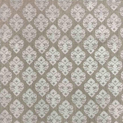 White Dove Print-Belgian Grey 7-100% LINEN 7 OZ ,56