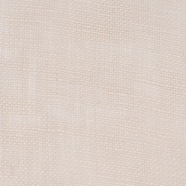 SAMPLE - Egyptian Cream 3 - 100% Linen 2.5 Oz (Very Light Weight | 56 Inch Wide | Extra Soft) Sheer