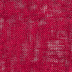 SAMPLE - Egyptian Red 1 - 100% Linen 2.5 Oz (Very Light Weight | 56 Inch Wide | Extra Soft) Sheer