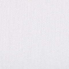 SAMPLE - Egyptian White 1 - 100% Linen 2.5 Oz (Very Light Weight | 56 Inch Wide | Extra Soft) Sheer