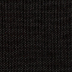 SAMPLE - French Black 1 - 100% Linen 8.5 Oz (Medium Weight | 56 Inch Wide | Medium Soft) Solid