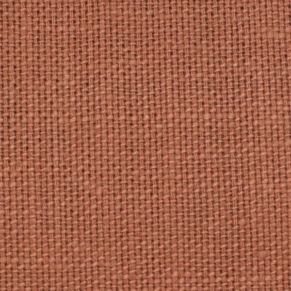 SAMPLE - French Brown 1 - 100% Linen 8.5 Oz (Medium Weight | 56 Inch Wide | Medium Soft) Solid