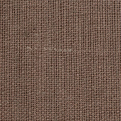 SAMPLE - French Brown 4 - 100% Linen 8.5 Oz (Medium Weight | 56 Inch Wide | Medium Soft) Solid