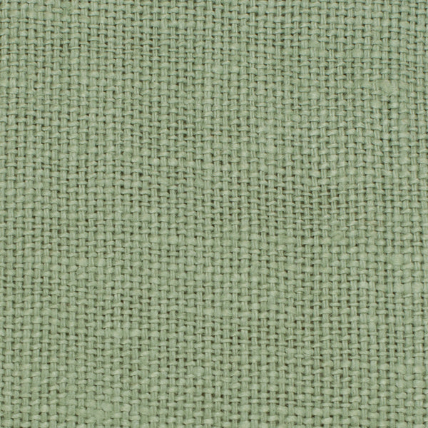 SAMPLE - French Green 1 - 100% Linen 8.5 Oz (Medium Weight | 56 Inch Wide | Medium Soft) Solid